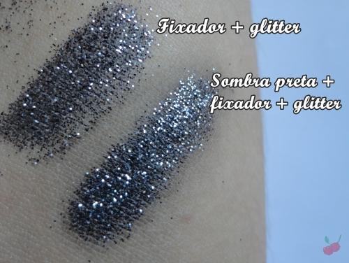 puro glitter petróleo