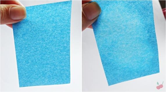 lenços removedor de oleosidade  ricca