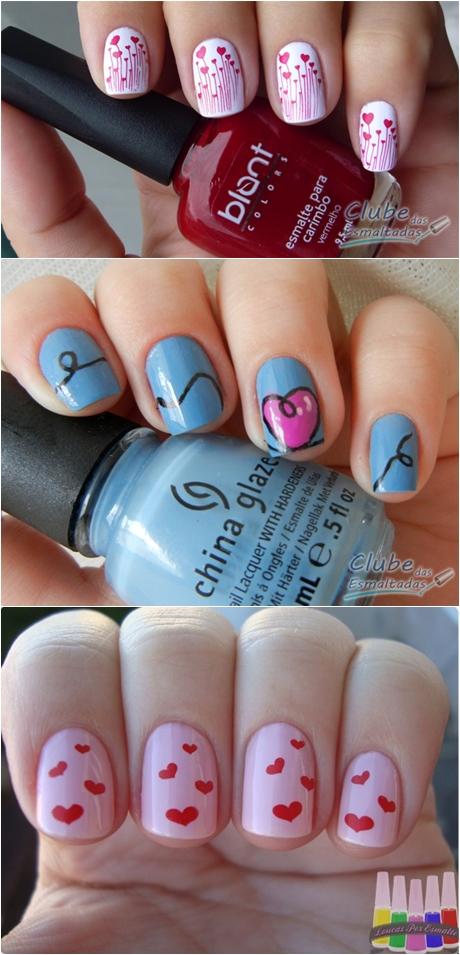 nail art amor