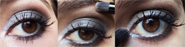 maquiagem com sombra chumbo