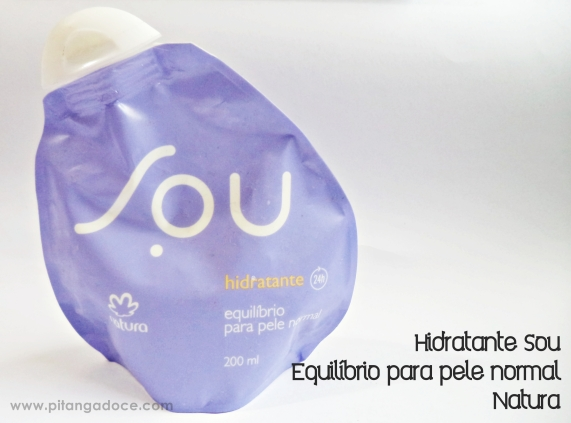hidratante sou pele normal natura