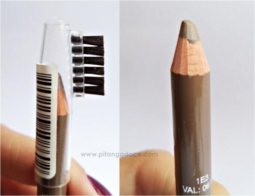 lápis universal para sobrancelha yes cosmetics