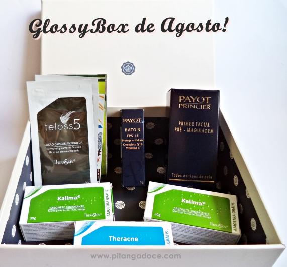 glossybox agosto